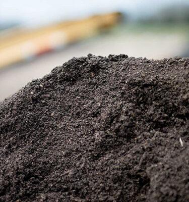 secret blend compost